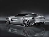 Conceptul Aston Martin One-77 va debuta in Italia10012