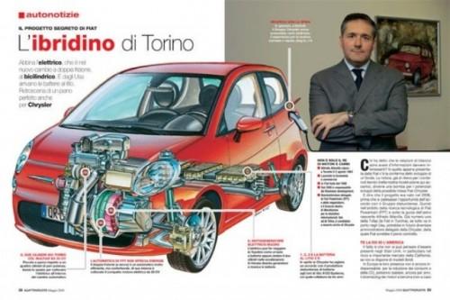 Fiat 500 hibrid9990