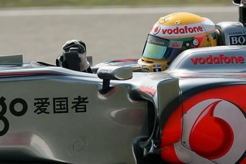 Prima sesiune de antrenamente: Hamilton invinge masinile BMW Sauber9954