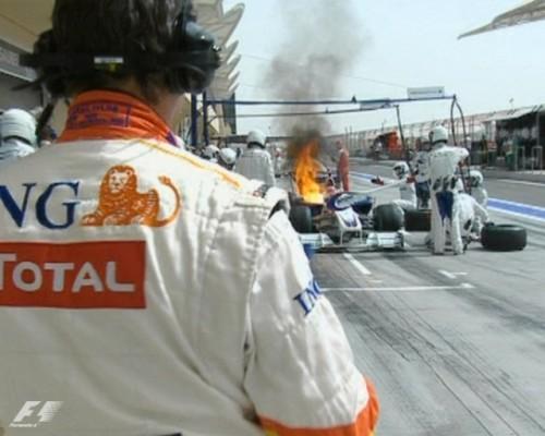 Trulli va pleca din Pole Position la Bahrain9952