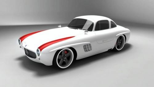 Renasterea unui simbol: Replica modelului 300 SL Panamericana9940