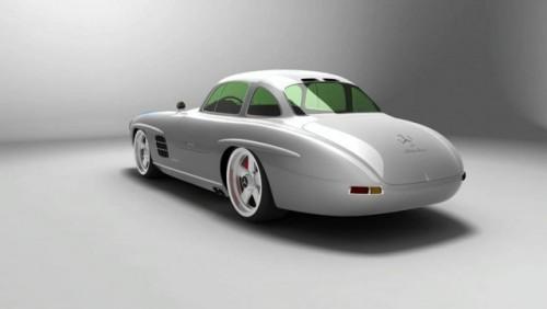 Renasterea unui simbol: Replica modelului 300 SL Panamericana9943