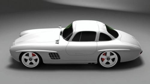 Renasterea unui simbol: Replica modelului 300 SL Panamericana9944