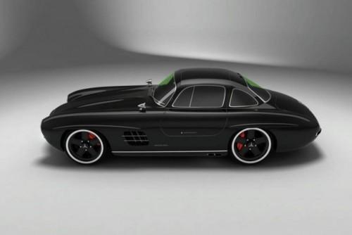 Renasterea unui simbol: Replica modelului 300 SL Panamericana9949