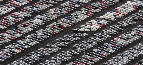 Productia auto din Marea Britanie a scazut cu 51,3% in martie9921
