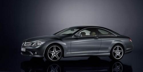 Mercedes isi sarbatoreste aniversare cu numarul 100 cu un CL500 special9892