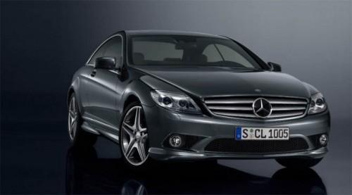 Mercedes isi sarbatoreste aniversare cu numarul 100 cu un CL500 special9894