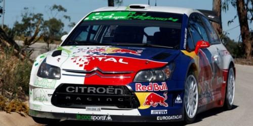 Victor Ponta, copilot pe Citroen C4 WRC HYbrid49852