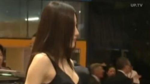VIDEO: Fetele Salonului Auto de la Shanghai9838