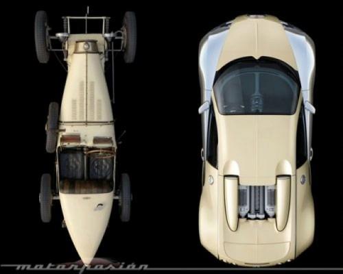 Iata noile modele Bugatti!9834