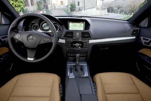 Mercedes E-Klasse Coupe, noi detalii9828