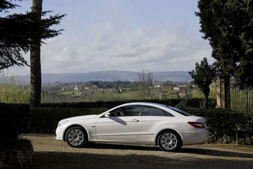 Mercedes E-Klasse Coupe, noi detalii9830