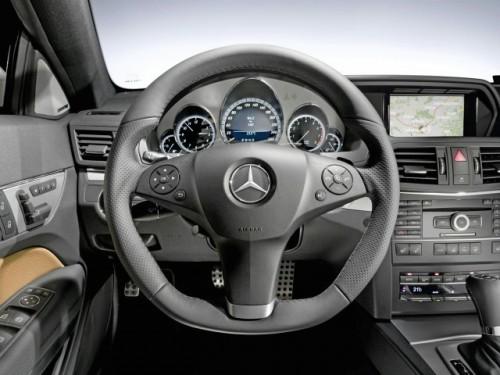 Mercedes E-Klasse Coupe, noi detalii9831