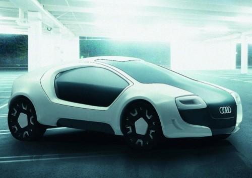 Ideile de azi, masinile Audi de maine9818