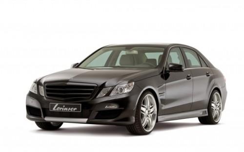 Lorinser a tunat Mercedes E-Klasse9801
