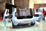 Brilliance a dezvelit un vehicul electric la Shanghai9773