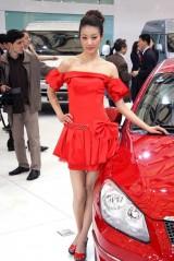 Fetele de la Salonul Auto de la Shanghai9762