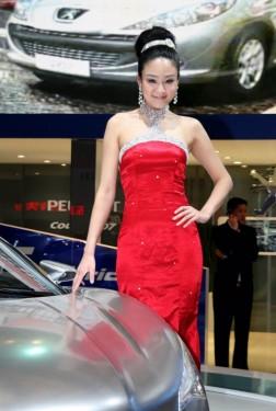 Fetele de la Salonul Auto de la Shanghai9764