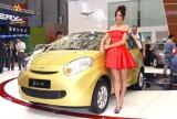 Fetele de la Salonul Auto de la Shanghai9769