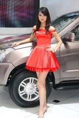 Fetele de la Salonul Auto de la Shanghai9770