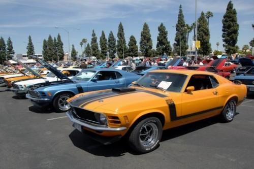 Mandriile americane: eveniment - Mustang 302 Boss9710