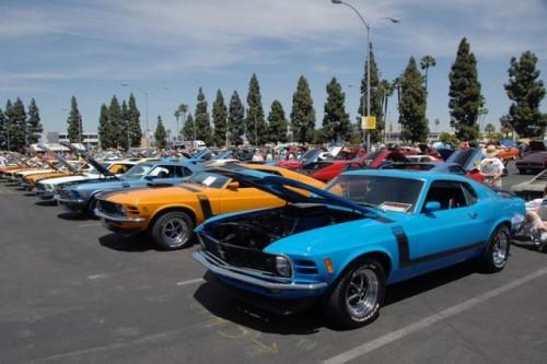 Mandriile americane: eveniment - Mustang 302 Boss9712