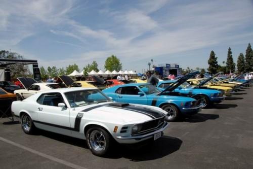 Mandriile americane: eveniment - Mustang 302 Boss9716