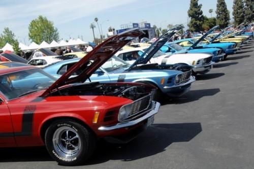 Mandriile americane: eveniment - Mustang 302 Boss9720