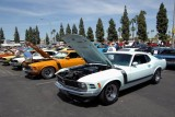 Mandriile americane: eveniment - Mustang 302 Boss9724