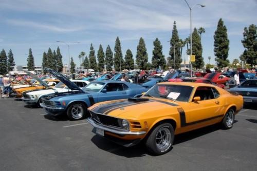 Mandriile americane: eveniment - Mustang 302 Boss9725