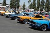 Mandriile americane: eveniment - Mustang 302 Boss9728