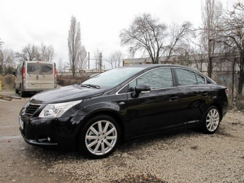 Drive test: Noul Avensis Luxury D-CAT9698