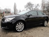 Drive test: Noul Avensis Luxury D-CAT9702