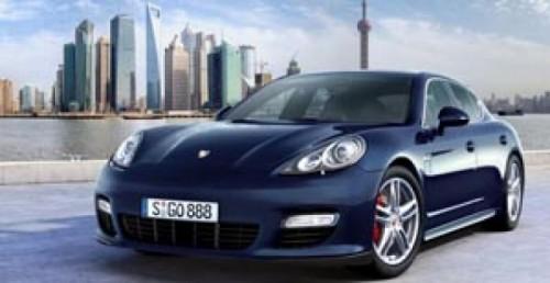 Porsche Panamera isi face debutul public la Shanghai9653
