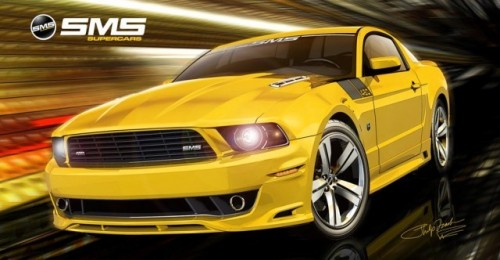 SMS Supercars anunta modelele 460 si 460X Mustang9652