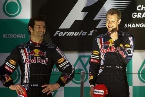 Vettel castiga Marele Premiu al Chinei9644