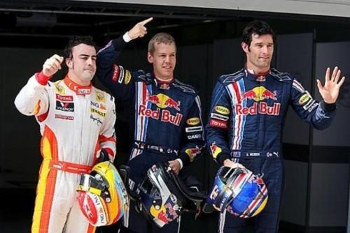 Vettel reuseste primul pole-position pentru Red Bull9637
