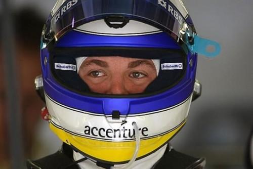 A treia sesiune de antrenamente: Rosberg isi rascumpara greseala pentru Williams9630