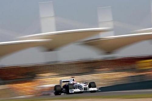 A treia sesiune de antrenamente: Rosberg isi rascumpara greseala pentru Williams9632