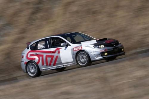 Subaru Impreza STI va concura in cursa de 24 de ore de la Nurburgring9612