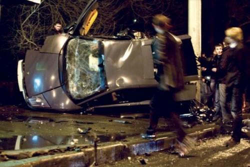 Al treilea Lamborghini distrus in ultima luna9604