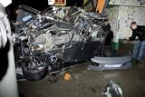 Al treilea Lamborghini distrus in ultima luna9606
