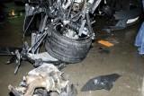 Al treilea Lamborghini distrus in ultima luna9607