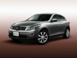 Nissan Skyline Crossover va fi lansat in Japonia in aceasta vara9579