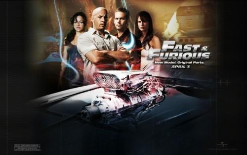 Paul Walker si Vin Diesel vor juca si in Fast and Furious 59551
