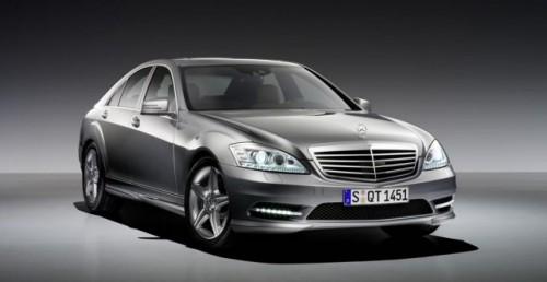 Mercedes lanseaza pachete sport AMG pentru S-Class si CL-Class9529