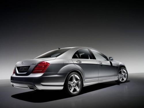 Mercedes lanseaza pachete sport AMG pentru S-Class si CL-Class9531