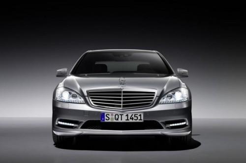 Mercedes lanseaza pachete sport AMG pentru S-Class si CL-Class9532
