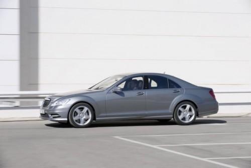 Mercedes lanseaza pachete sport AMG pentru S-Class si CL-Class9536