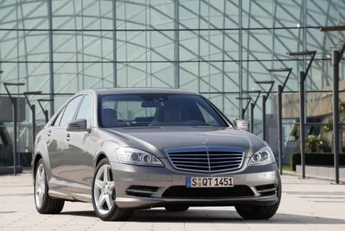 Mercedes lanseaza pachete sport AMG pentru S-Class si CL-Class9538